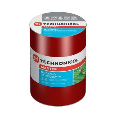 Taśma uszczelniająca NICOBAND Czerwona 15 cm/3 m TECHNONICOL