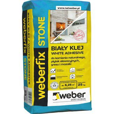Zaprawa klejowa WEBERFIX STONE 25 kg WEBER