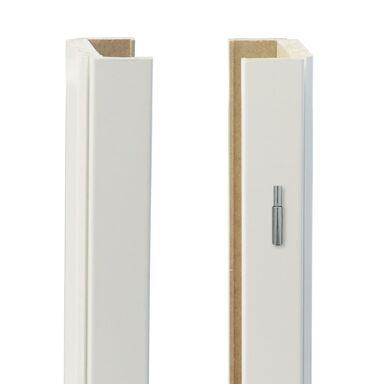 Baza prawa ościeżnicy REGULOWANEJ Biała lakierowana 160 - 180 mm CLASSEN