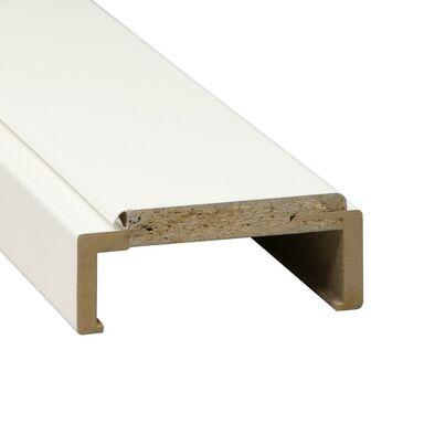Belka górna ościeżnicy REGULOWANEJ 60 Biała lakierowana 160 - 180 mm CLASSEN