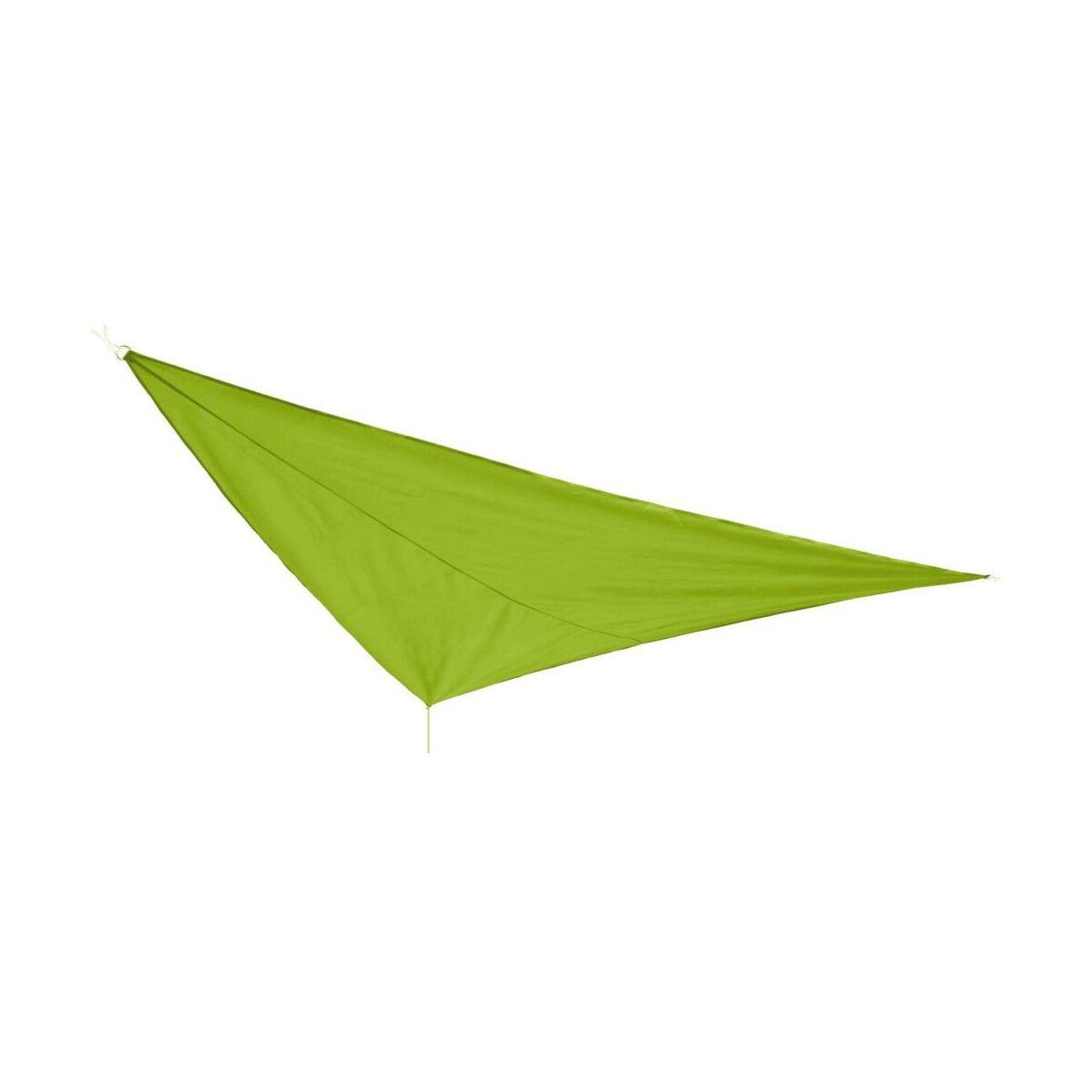 Zagiel Cieniujacy Trojkatny 360 Cm Zielony Zagle Cieniujace Oslony W Atrakcyjnej Cenie W Sklepach Leroy Merlin