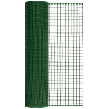 Siatka plastikowa 1.2 x 50 m zielona