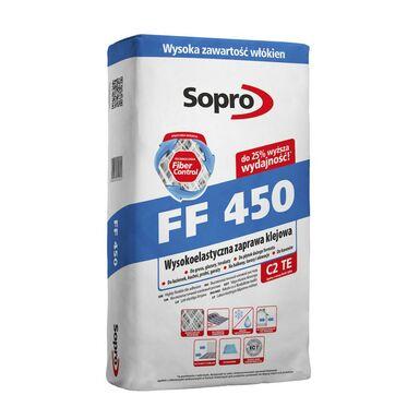 Elastyczna zaprawa klejowa FF 450 22,5 KG SOPRO