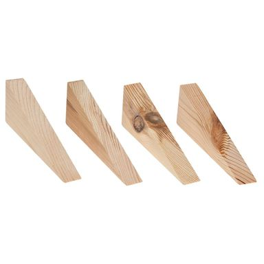 Klin drewniany Kliny montażowe