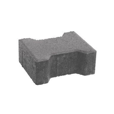 Kostka brukowa PODWÓJNE T Szara 8 cm BAUMABRICK