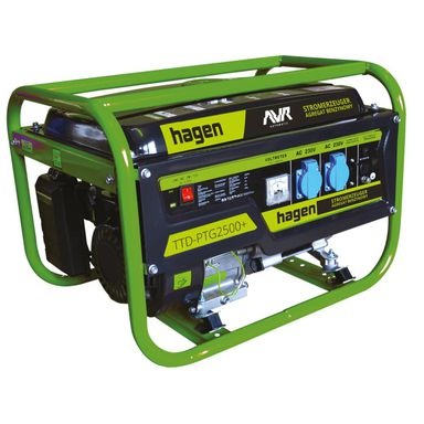 Agregat pr dotw rczy ttd ptg2500 hagen agregaty for Leroy merlin generatore