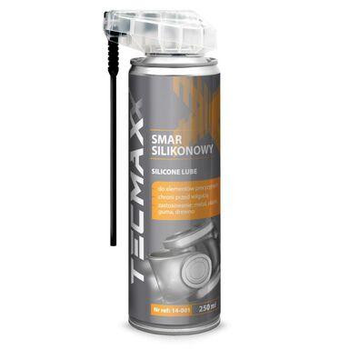 Smar silikonowy 250 ml TECMAXX 14-001