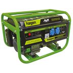 Agregat prądotwórczy HAGEN TTD-PTG4000+ 230/12V 3.2kW