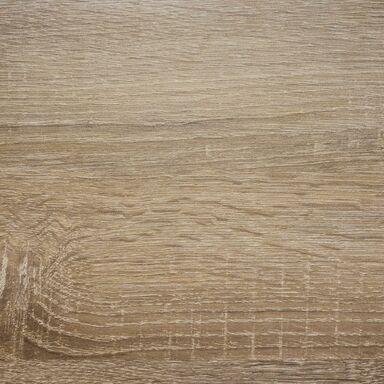 Panel dekoracyjny kuchenny LAMINOWANY 65X420 CM DĄB SONOMA 613L BIURO STYL
