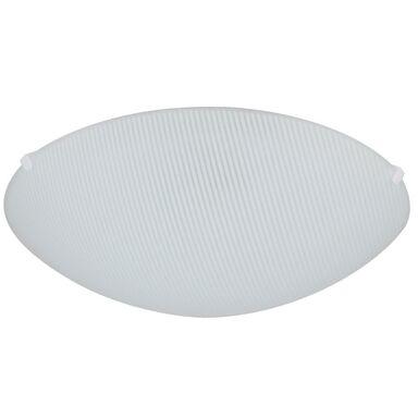 Plafon MICRON 30 cm biały E27 CANDELLUX