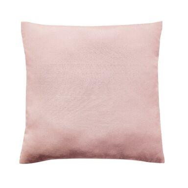 Poduszka Pharell różowa 45 x 45 cm Inspire