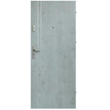 Drzwi wejściowe IRYD Industry 90 Prawe DOMIDOR