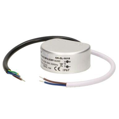 Zasilacz do LED AC/DC 10 W IP67 OR-ZL-1618 ORNO