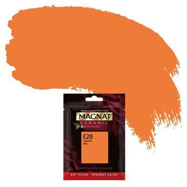 Tester farby CERAMIC 30 ml Tygrysie oko MAGNAT