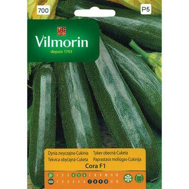 Nasiona warzyw CORA MIESZANIEC F1 Dynia zwyczajna (Cukinia) VILMORIN