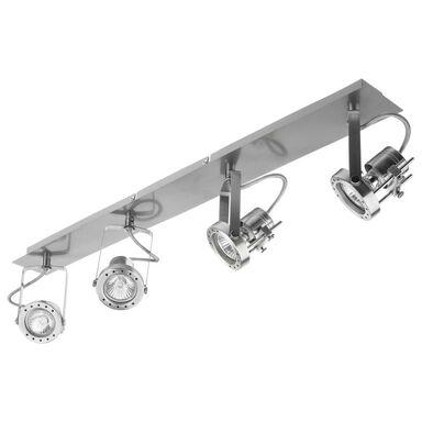 Listwa reflektorowa TECHNIC srebrna GU10 INSPIRE