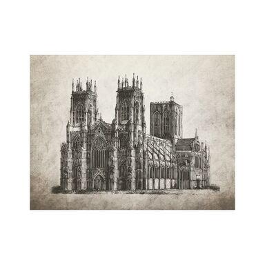 Plakat Katedra 30 x 40 cm