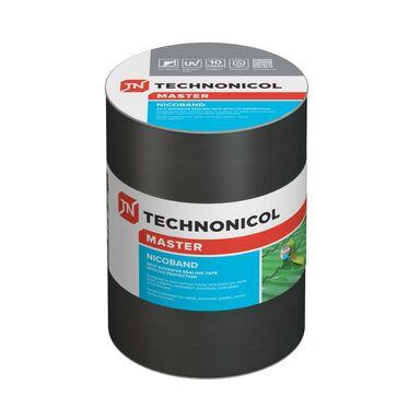 Taśma uszczelniająca NICOBAND Czarna 15 cm/3 m TECHNONICOL