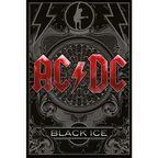 Plakat AC/DC - BLACK ICE 61 x 91.5 cm