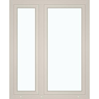 Okno PCV 2-szybowe O32 Białe 1165 x 1435 mm