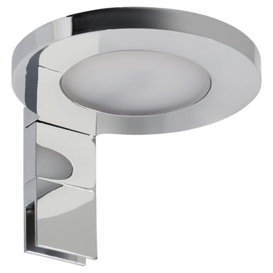 Kinkiet do lustra CURSA IP44 chrom LED CORAM