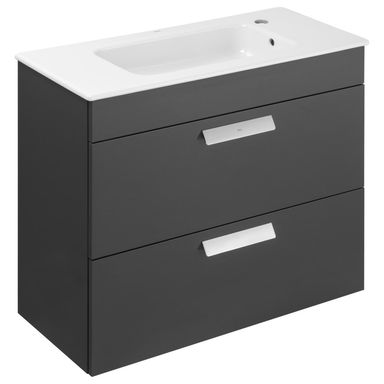 Zestaw szafka z umywalką 80.5 ROCA DEBBA UNIK COMPACTO