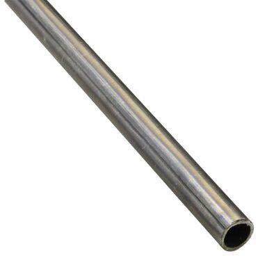 Rura okrągła stalowa 2 m x 14 mm surowa