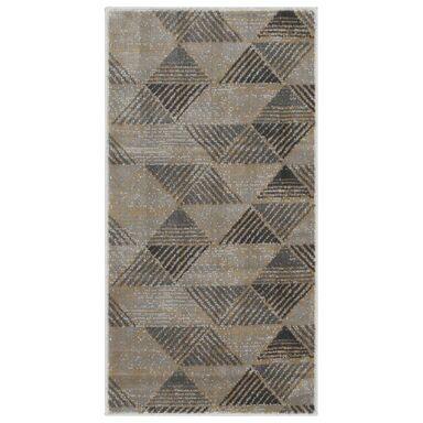 Chodnik dywanowy Guno złoty 80 x 150 cm