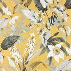 Tkanina na mb Idyll żółta szer. 155 cm
