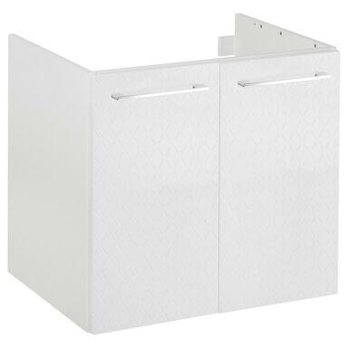 Szafka pod umywalkę REMIX STRUKTURA 60 X 48 SENSEA