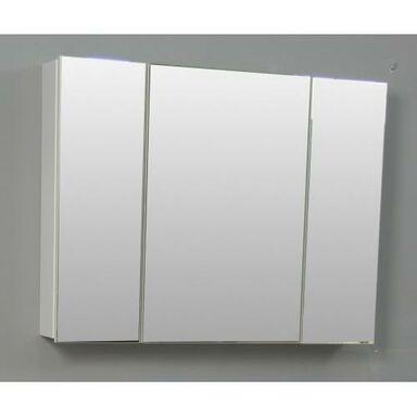 Szafka lustrzana bez oświetlenia LUSTRZANA 80 X 61.5 ELITA