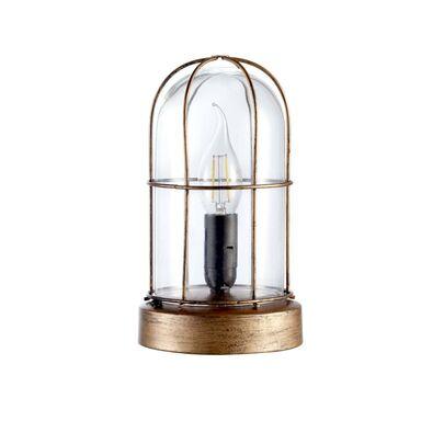 Lampa stołowa BIRTE miedź E14 TRIO LIGHTING INTER