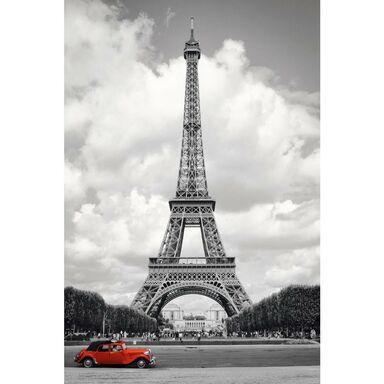 Plakat Paris Red Car 61 X 915 Cm