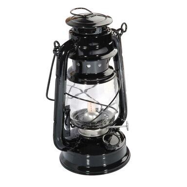 Lampa naftowa czarna METROX