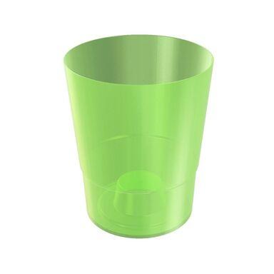 Osłonka do storczyka plastikowa 12.5 cm zielona COUBI ORCHID CG55G PROSPERPLAST