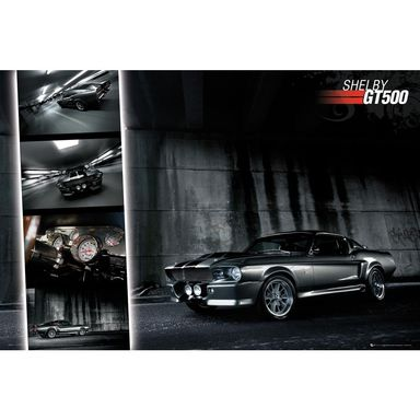 Plakat EASTON - MUSTANG 91.5 x 61 cm