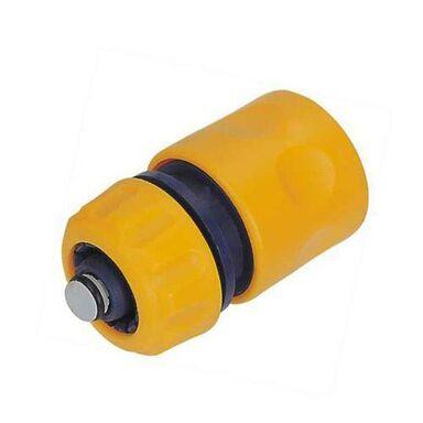 """Szybkozłącze 12,5 mm (1/2"""") / 15 mm (5/8"""") plastikowe z funkcją stop HL130"""