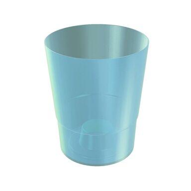 Osłonka do storczyka plastikowa 12.5 cm niebieska COUBI ORCHID CB77G PROSPERPLAST