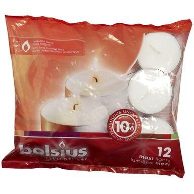 Podgrzewacz MAXI 10H  zapach: Bezzapachowy  BOLSIUS