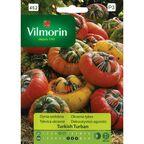Dynia ozdobna TURKISH TURBAN nasiona tradycyjne 2 g VILMORIN
