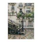 Obraz na pilśni Paryż 70 x 100 cm