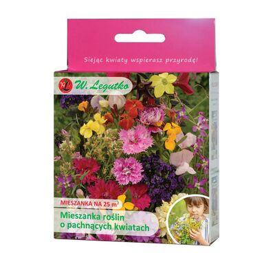 Nasiona roślin o pachnących kwiatach 125 g / 25 m2 W.LEGUTKO