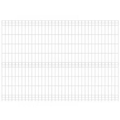Panel ogrodzeniowy VERA 173 x 250 cm ocynk WIŚNIOWSKI