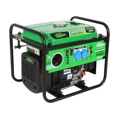 Agregat prądotwórczy TTD-GG3000V-P 3.3 kW HAGEN