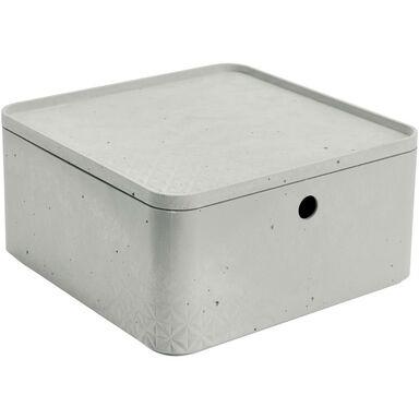 Pudełko BETON L CURVER