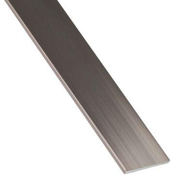 Płaskownik aluminiowy 1 m x 20 x 2 mm anodowany miedź STANDERS