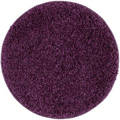 Dywan LUMINI fioletowy 60 x 60 cm wys. runa 40 mm INSPIRE