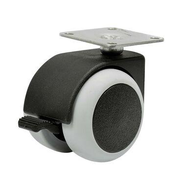 Kółko meblowe 50 MM/40 KG STAHL