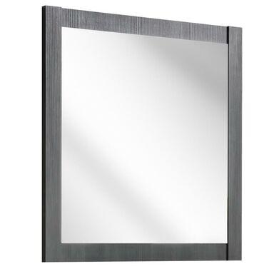 Lustro łazienkowe bez oświetlenia, 841 CLASSIC GRAFIT