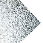 Szkło syntetyczne PUNKTY DIAMENTOWE Przejrzyste 200 x 100 cm ROBELIT